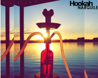 Arguile 2 Mangueiras - Hookah Narguile