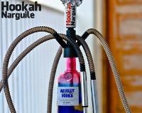 Compra de Narguile de Garrafa - Hookah Narguile