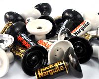 Rosh, Porcelana, Fornilho de Alumínio - Hookah Narguile
